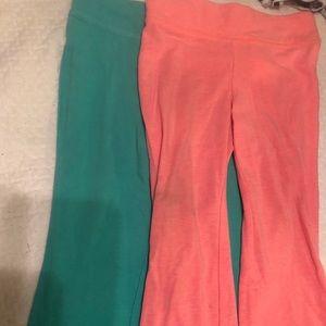 💙MUST BUNDLE💙 2 pairs- 2T Yoga pants /leggings
